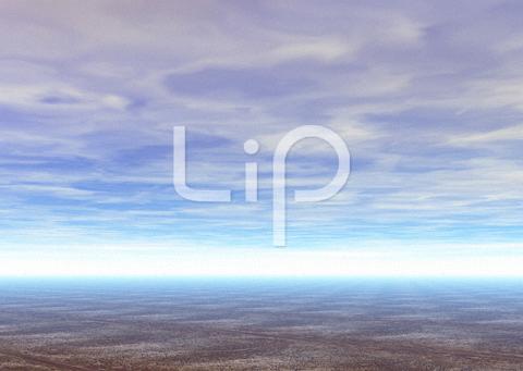 荒野とよどむ雲